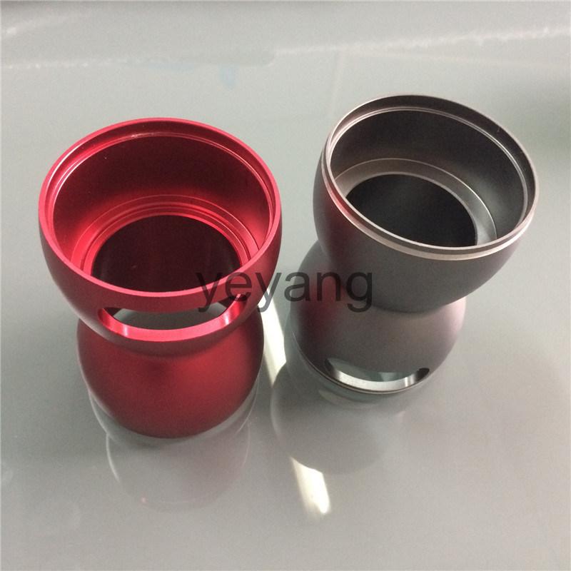 CNC Turning Parts, OEM Custom Precise Aluminum Part