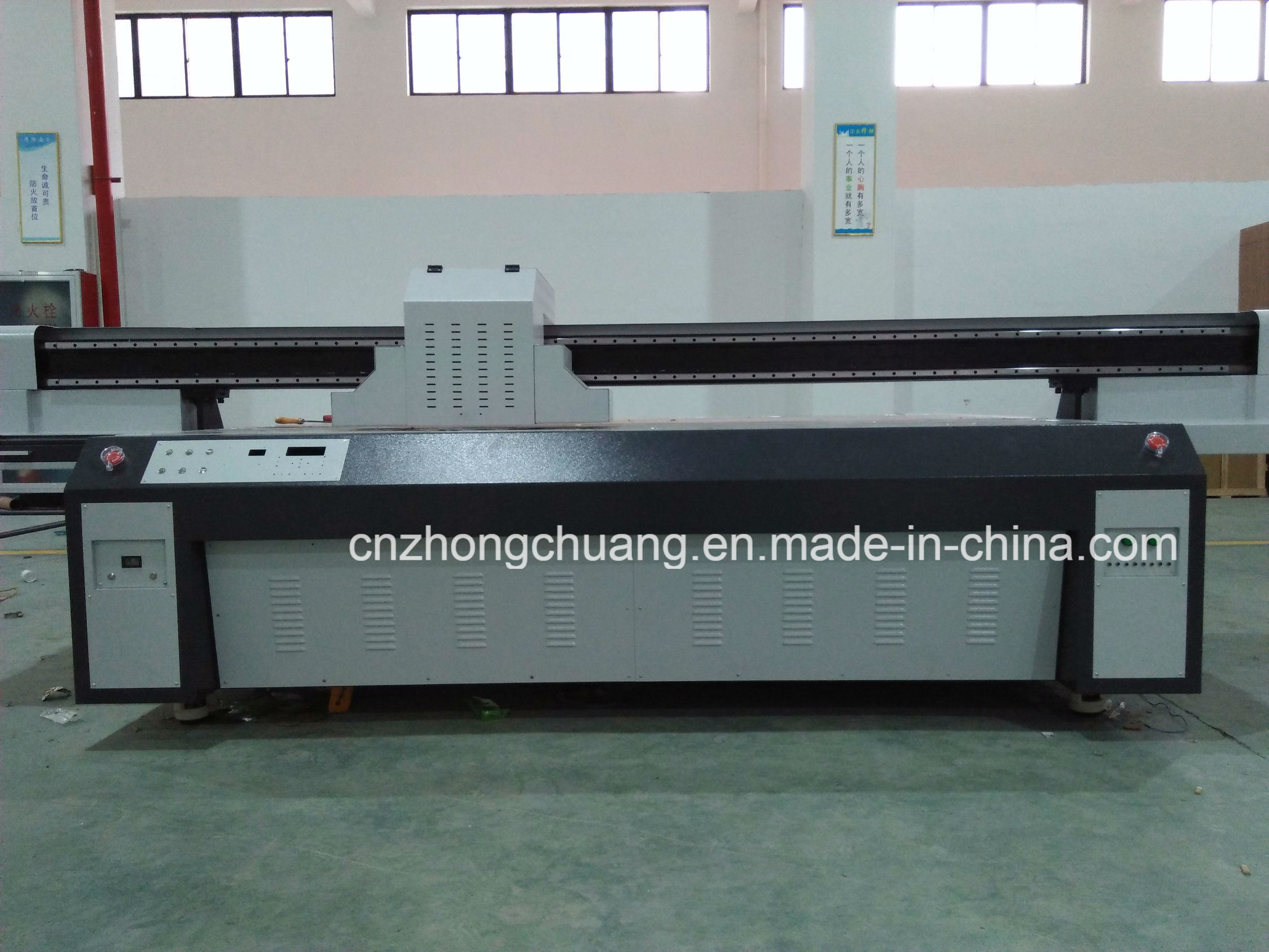 China Large Format UV 2513 Flatbed Printer for Home Decor