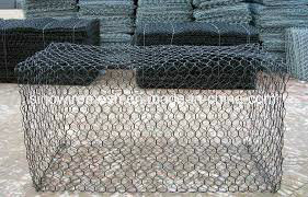 Sailin Gabion Mesh Hexagonal Wire Netting