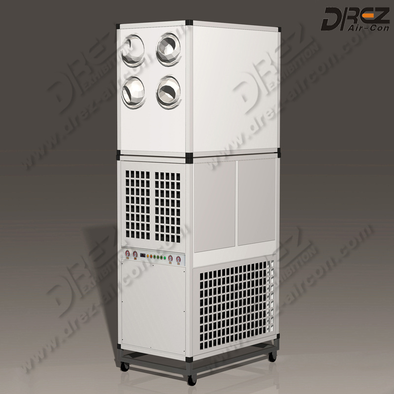 Drez Commercial Aircon 20 Ton Air Conditioner for Event Tent