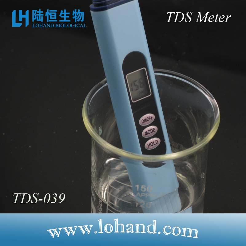 TDS Ec Temp Multiparameter Measurement TDS Meter (TDS-039)