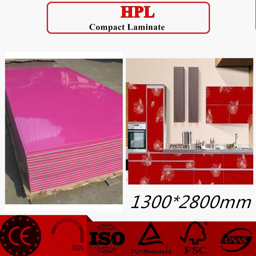 High Glossy HPL Laminate