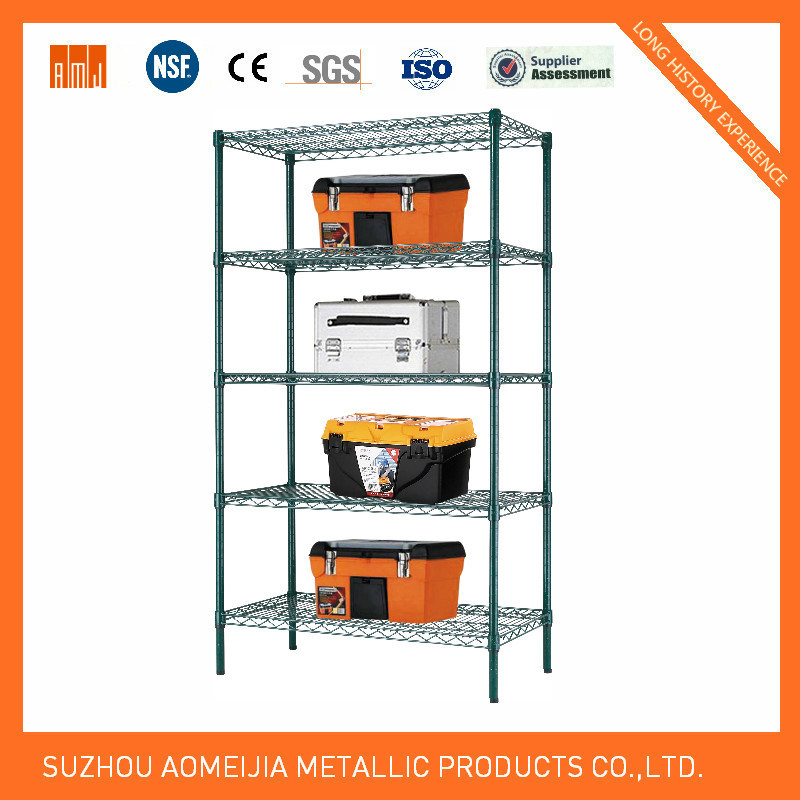Metal Wire Display Exhibition Storage Shelving for Sikkim