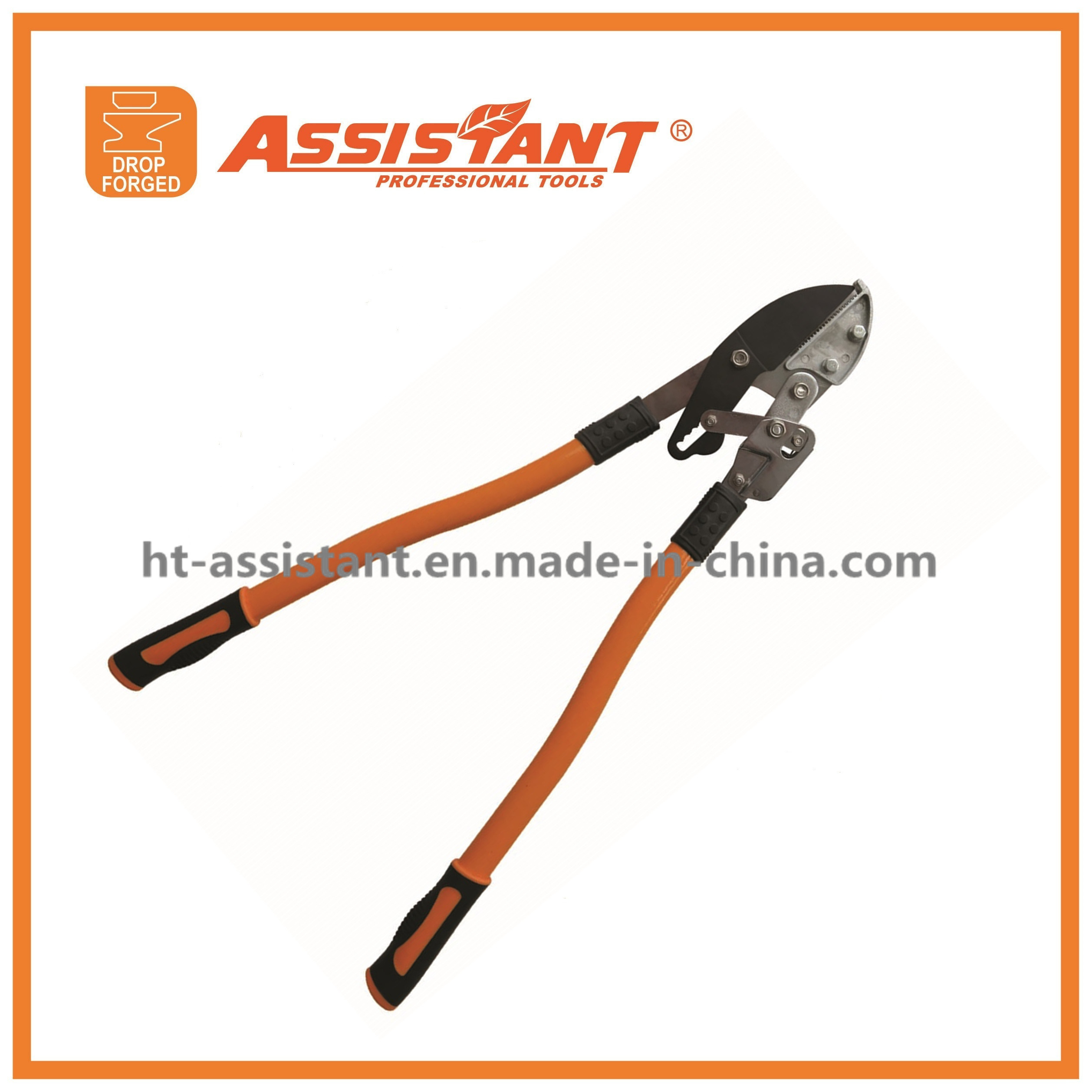 Heavy Duty Ratcheting Compound Anvil Loppers