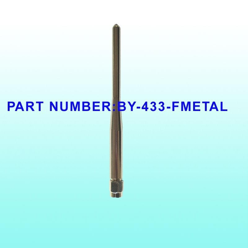 433MHz Screw Mounting Antenna, Antenna Length 250mm