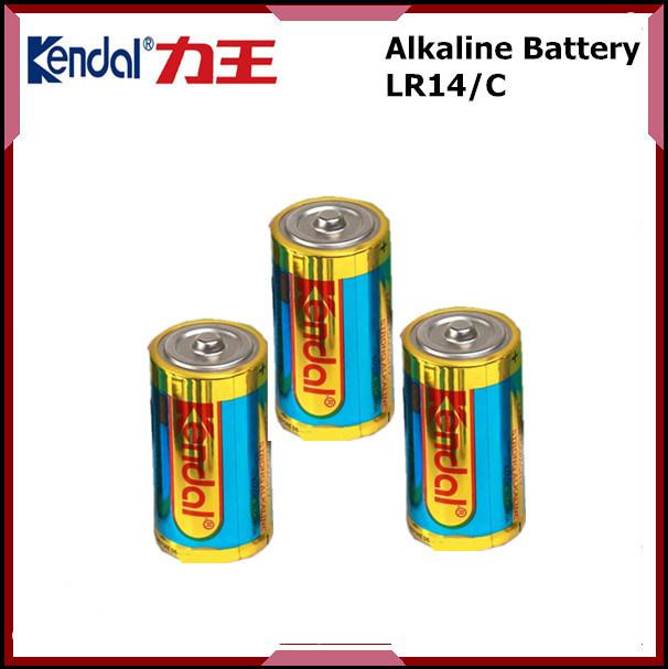 China Manufacture 1.5V Alkaline Battery Lr20 / Lr14 / Lr6 / Lr03