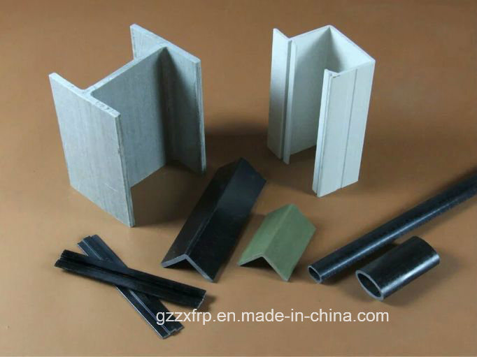 FRP GRP/Fiberglass Pultruded Channel