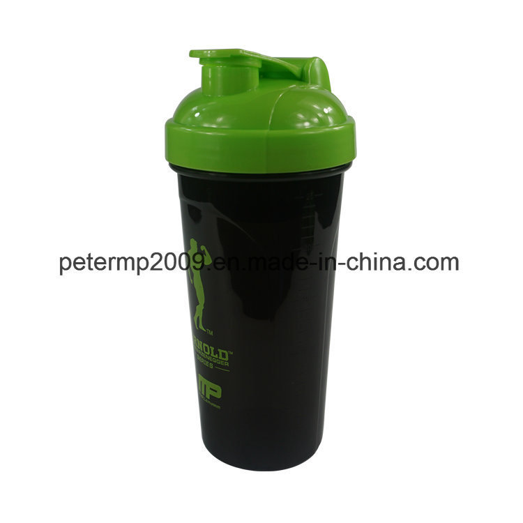 700ml Plastic Protein Blender Shaker Bottle (SG-005)