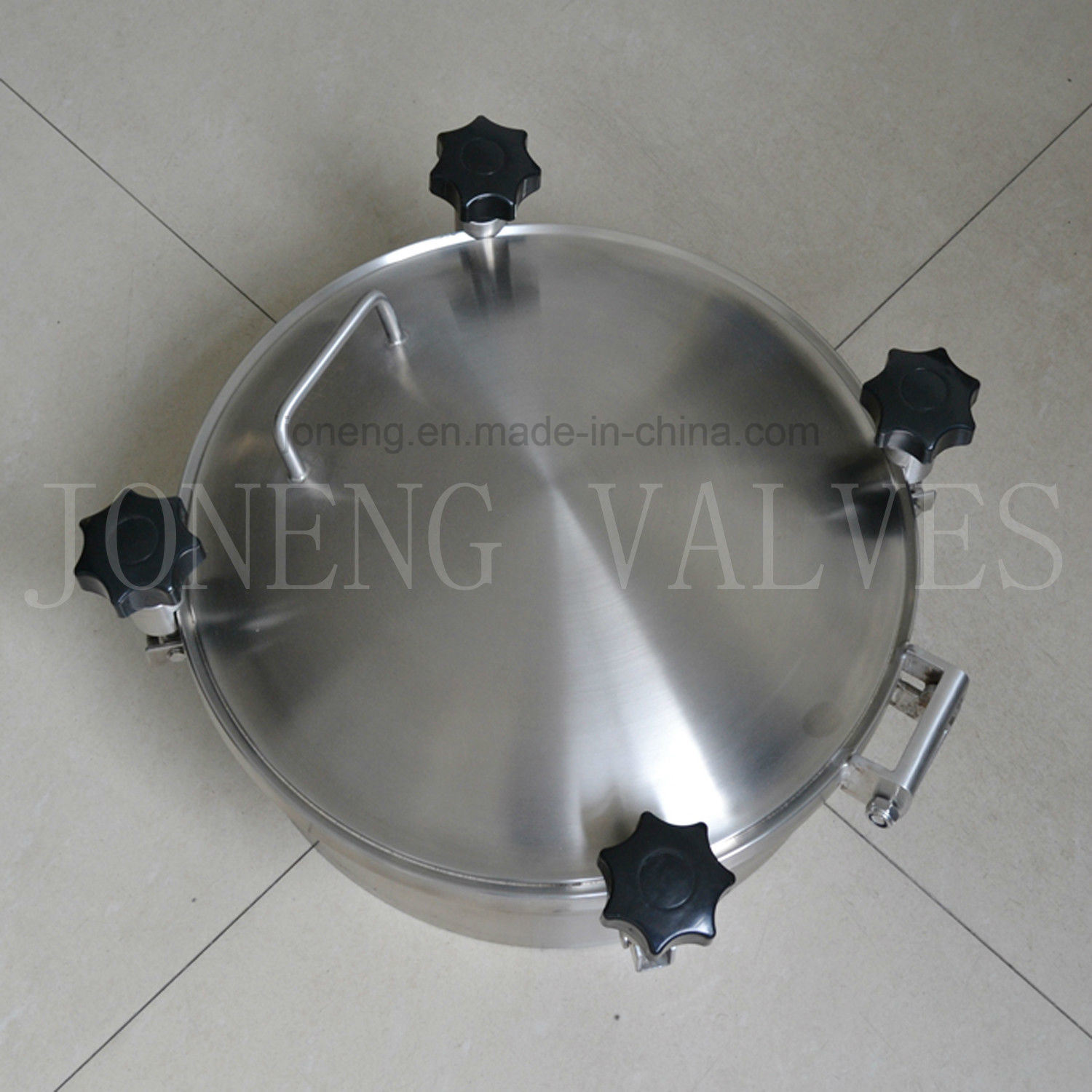 Sanitary Stainless Steel Manyways&Hatch Cover