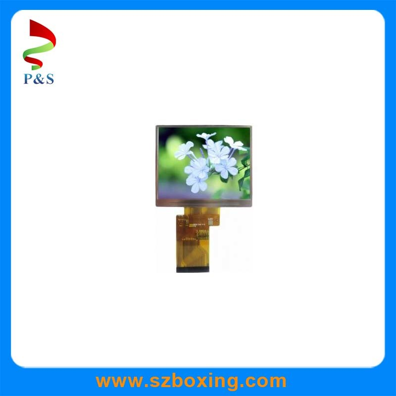 5.0 Inch TFT LCD Module 480 X 3 (RGB) X 272 Resolution