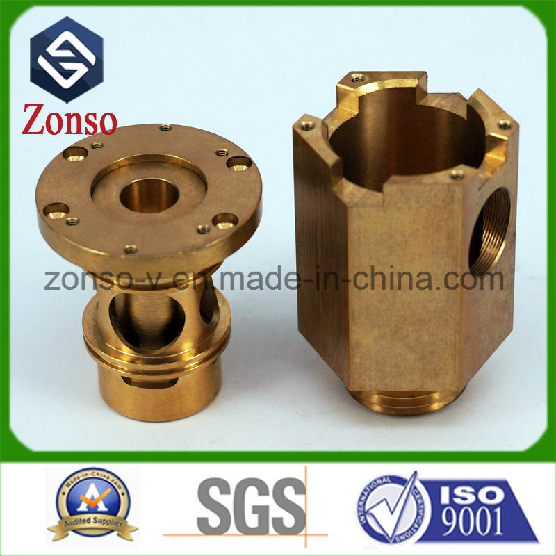 Nonstandard Combination Spare Parts CNC Machined Parts