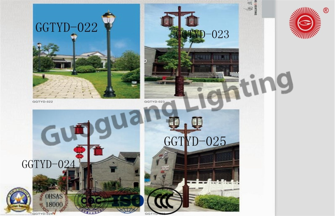 Factory Direct RoHS IP65 LED Garden Light