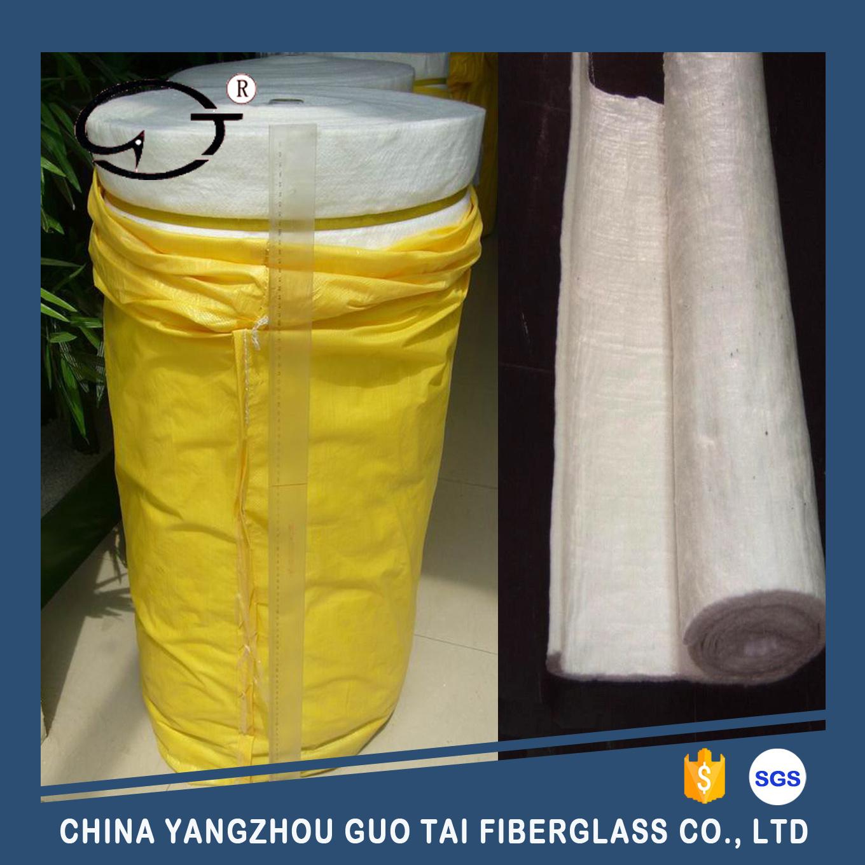 High Tensile Strength Fiberglass Reinforced Needle Mat