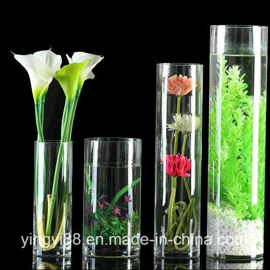 Wholesale Acrylic Flower Vase, LED Acrylic Vase, Home Goods Decorative Vase