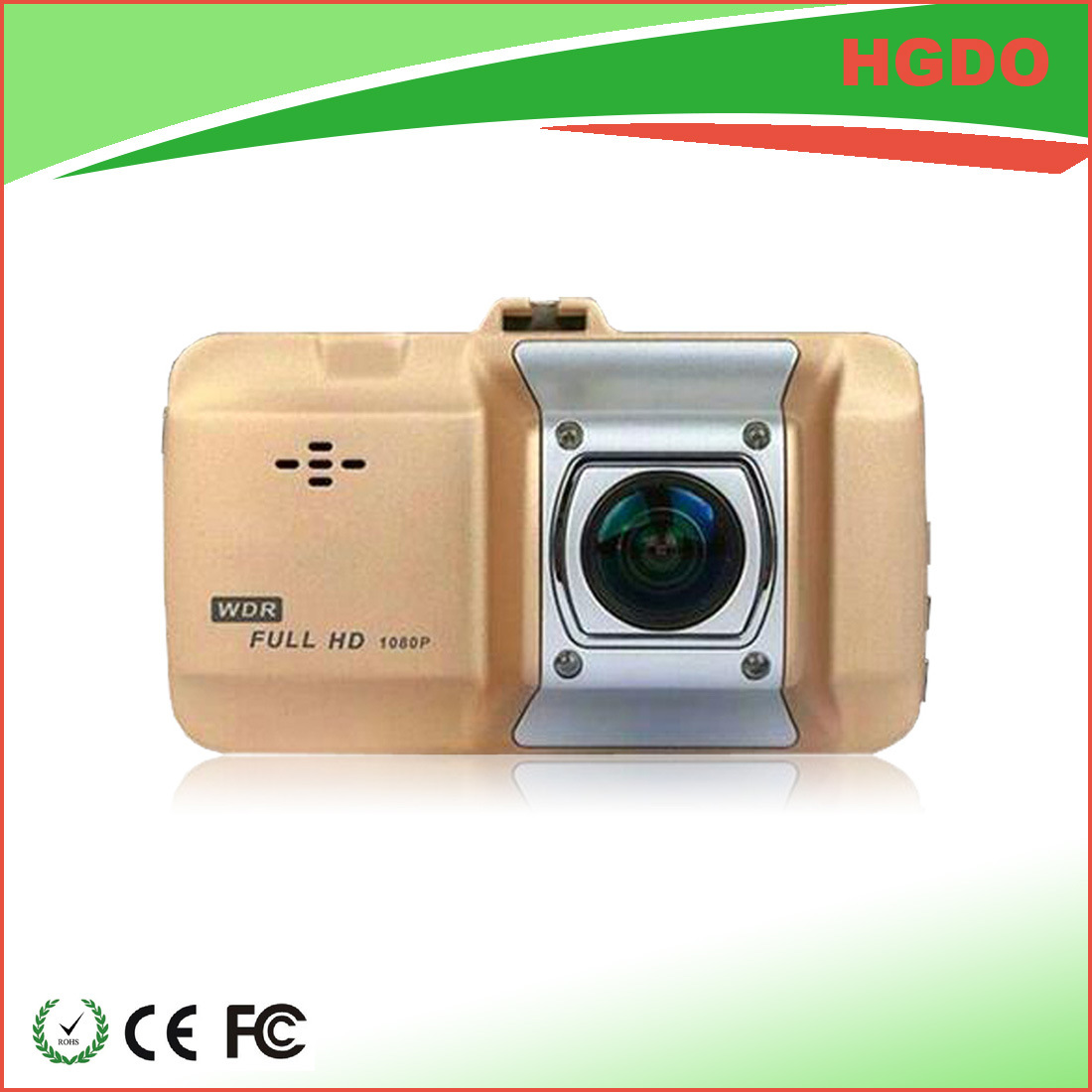 Digital Car DVR Video Camera Recorder