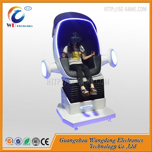 Most Advanced Technology Latest 9d Motion Cinema Equipment Simulator From Wangdong