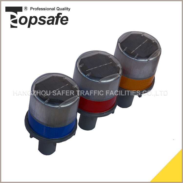 High Quality Flash Solar Warning Lamp for Sale (S-1325)
