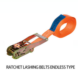 Ratchet Lashing Belts Endless Type