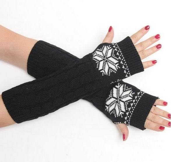 Long Knitting Arm Glove Wholesale