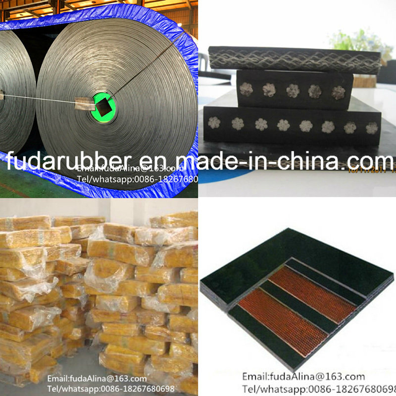 Good Quality Rubber Conveyor Belt Manufacturer