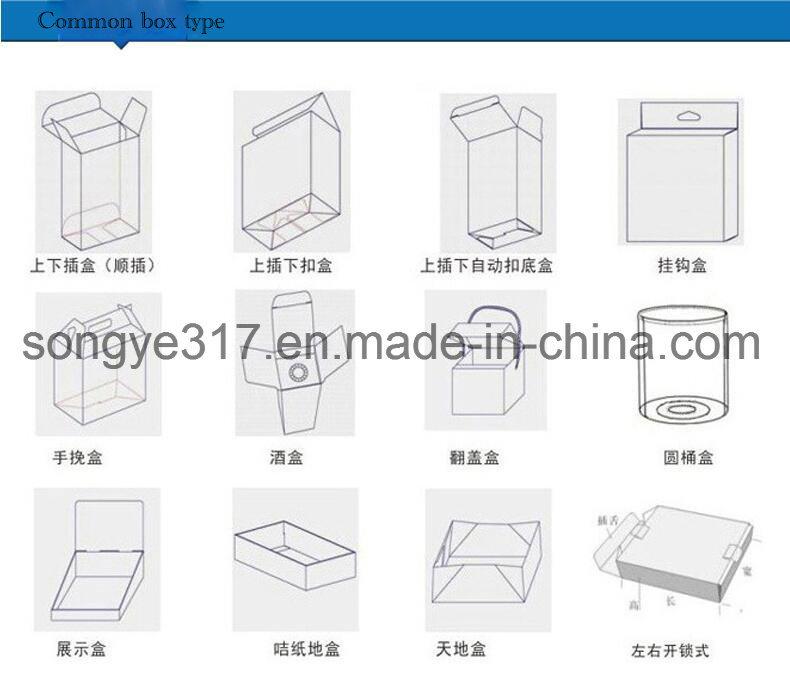 Manufacturers Custom Transparent Plastic Folding Box