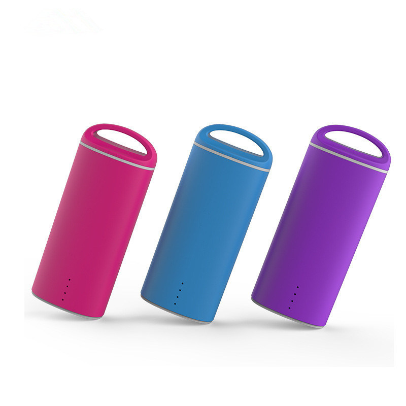 Newest Design 5000mAh Portable Power Bank Mini Mobile Power