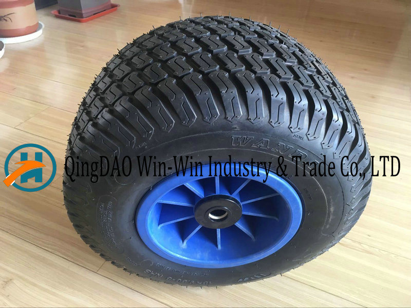 18*9.50-8/950-8 Flat Free PU Foam Wheel