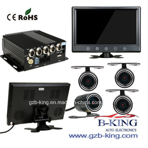 """New Bus Truck Van 10.1"""" Rear View System DVR (with night vision)"""