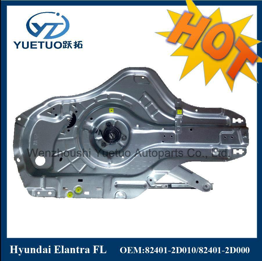 Car Parts Electric Window Regulator for Hyundai 82401-2D000, 82402-2D000