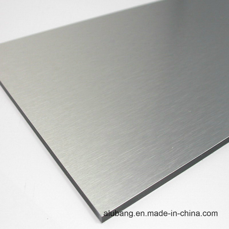 Professional Manufacturer Exterior and Interior Aluminum Composite Panel (ALB-007)
