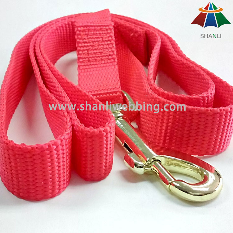 Factory Direct Sale Pet Leash Products, High Quality Nylon Dog Lead