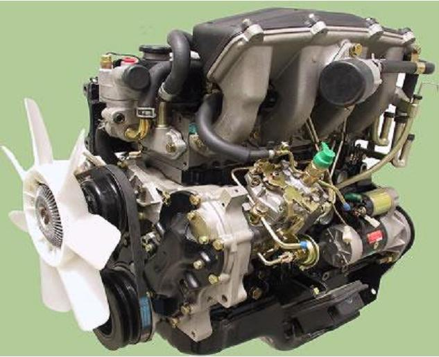 4jb1 Engine for Isuzu, Isuzu 4jb1t