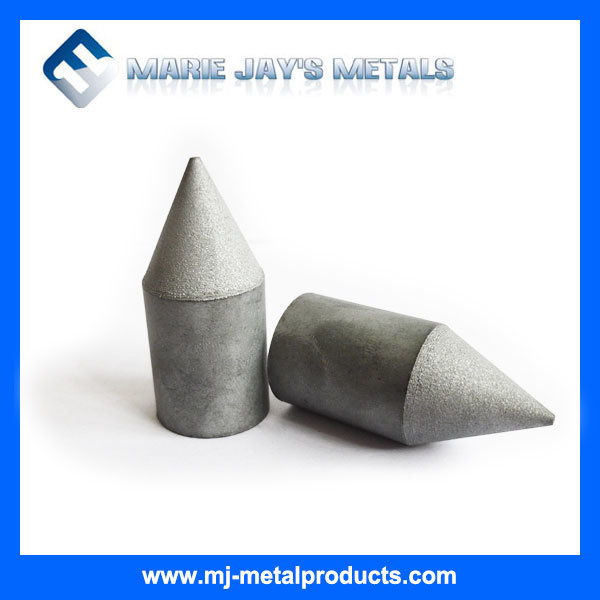 High Performance Tungsten Carbide Inserts Buttons with Sharp Top