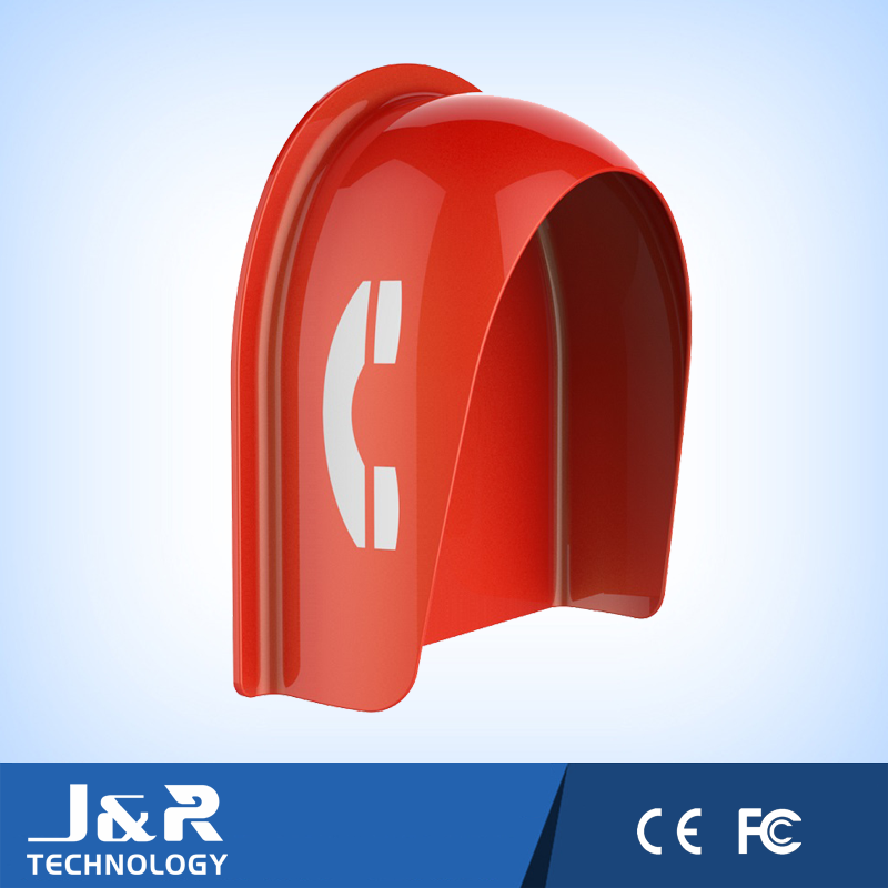 Acoustic Hood, Telephone Hood for Outdoor/Indoor High Noise Environment