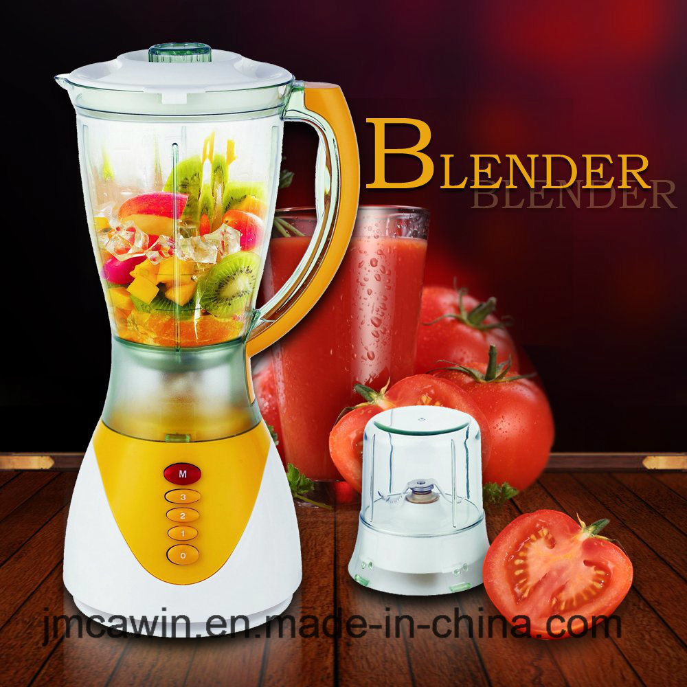 Wholesale Price 3 Speeds 1.5L PS or Unbroken Jar 2 in 1 Electric Blender