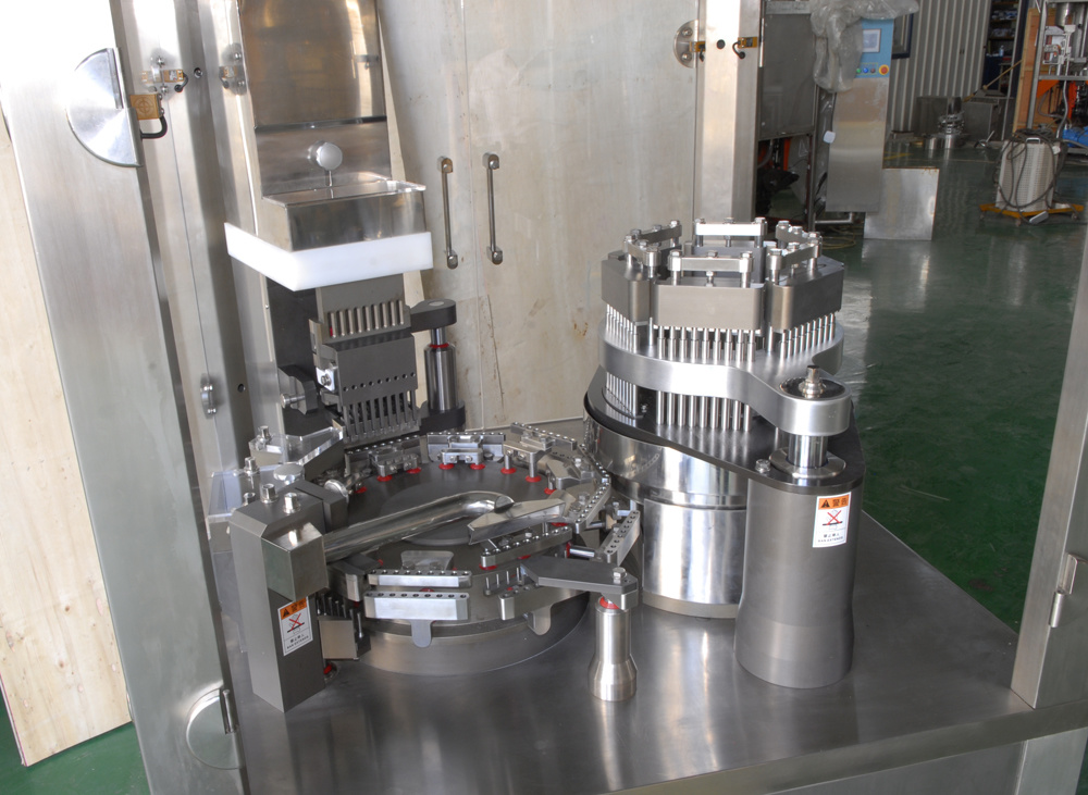 User Friendly Operation Hard Capsule Filling Machine