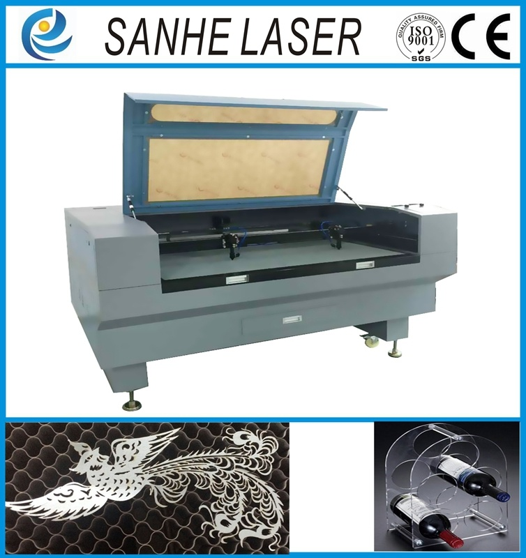 Wood Acrylic Laser Cutting Machine for Nonmetal Materials Cheap Price