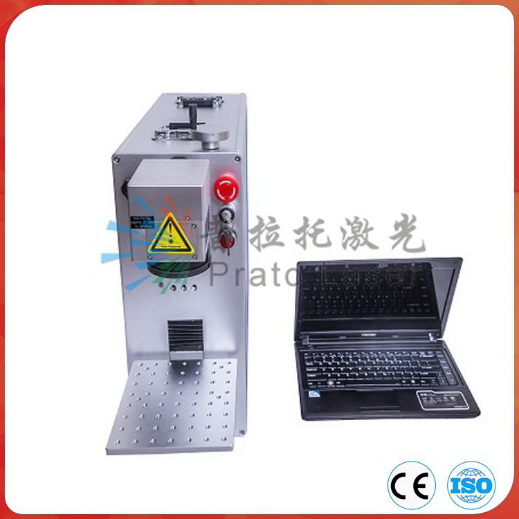 Portable Laser Engraving Machine for Marking P-Fb-10W/P-Fb-20W/P-Fb-30W