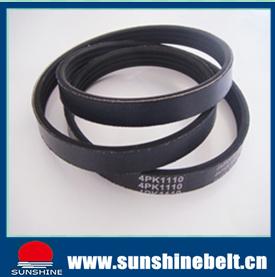 V Ribbed Belt Pk Fan Belt Factory Low Price