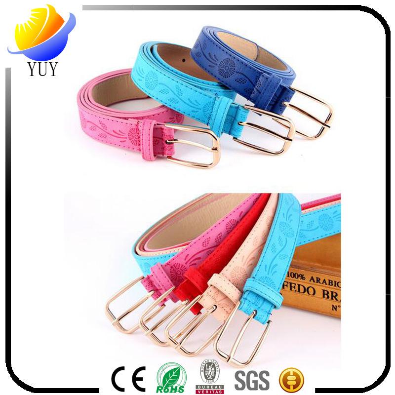 Fashion Design Customized Leather Belt