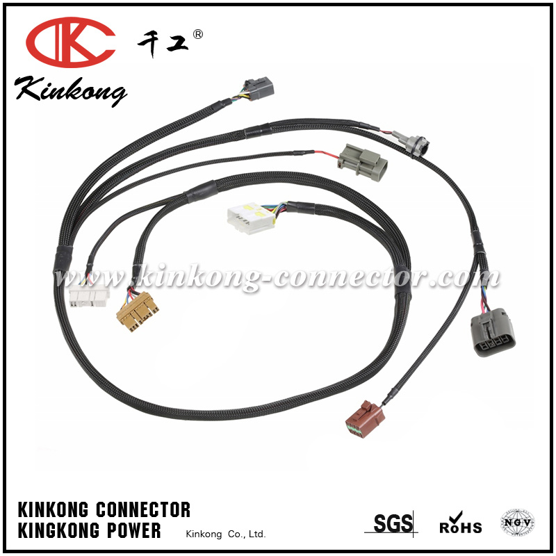 Custom Manufacturing Automotive Electrical Radio Wire Harness