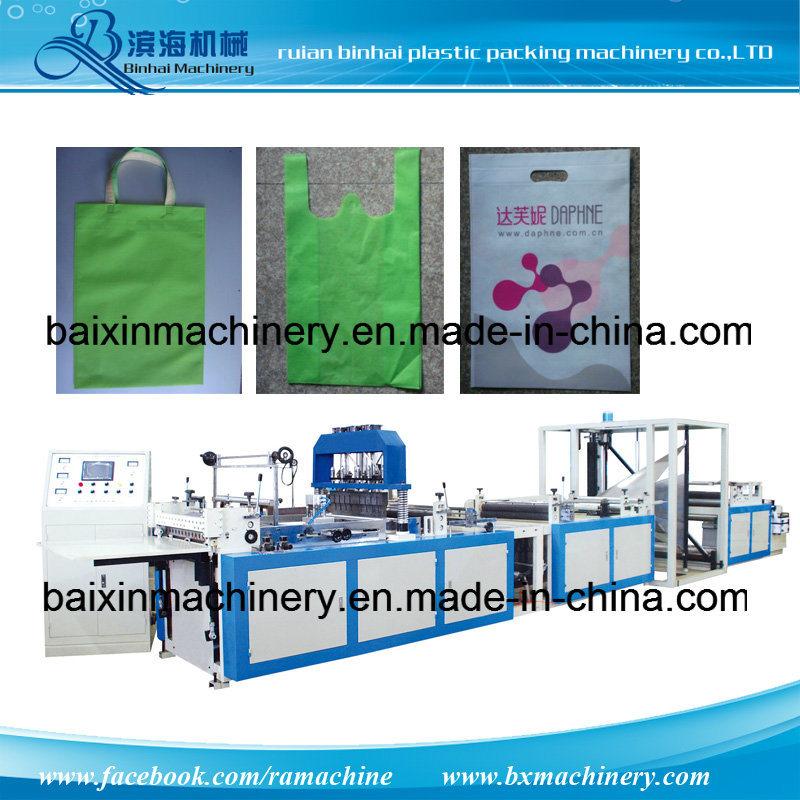 Nonwoven Shopping Bag Making Machine