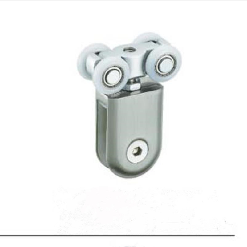 Shower Room Glass Door Stainless Steel Glass Hanging Wheel (7013)