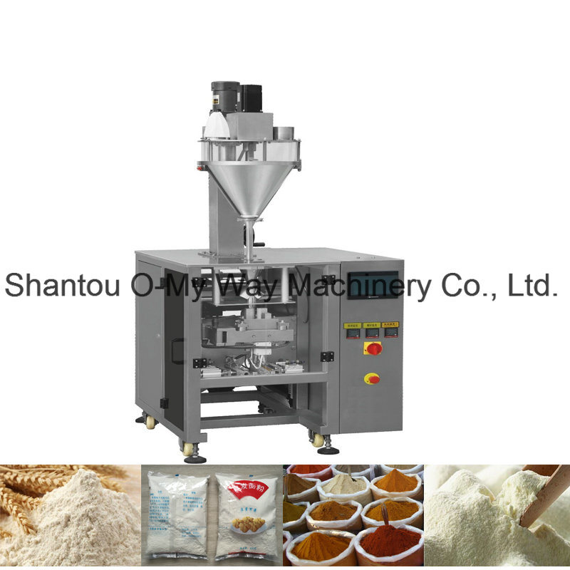 Detergent Powder Bagger Machine Vertical Automatic Packing Machine