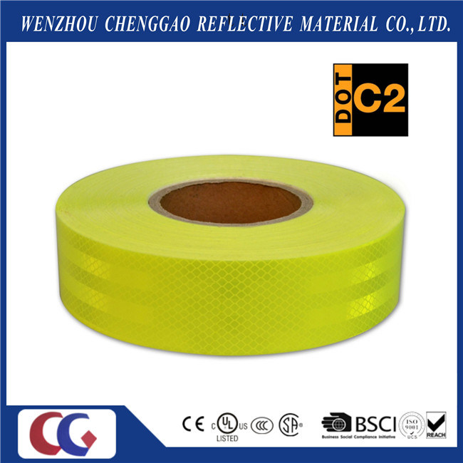 Conspicuity Retro Reflective Tape for Traffic Sign (C5700-O)