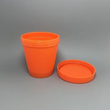 Plastic PP Jar Cosmetic Jar Cream Jar Cosmetic Bottls 200ml