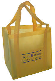 SMS Melt-Blown Nonwoven Fabric Shopping Bags