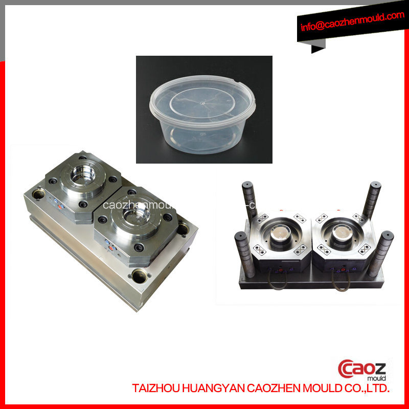 High Quality Plastic/ Round/Thin Wall Container Mould