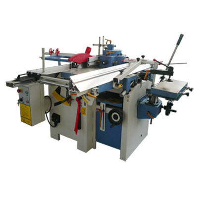 Woodworking combination machines