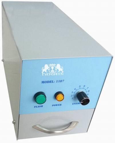 Drawer-Style Flash Stamp Machine B1107